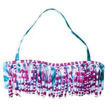 Xhilaration Womens Junior Size Bikini Bandeau Swim Top Size Small NWT - $10.99