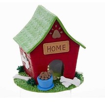 Holiday LED Dog House Table Decoration - €22,35 EUR