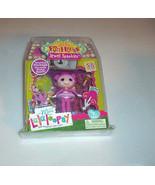 Lalaloopsy Silly Funhouse Jewel Sparkles w/ Mini Laloopsy   NIP - $12.60