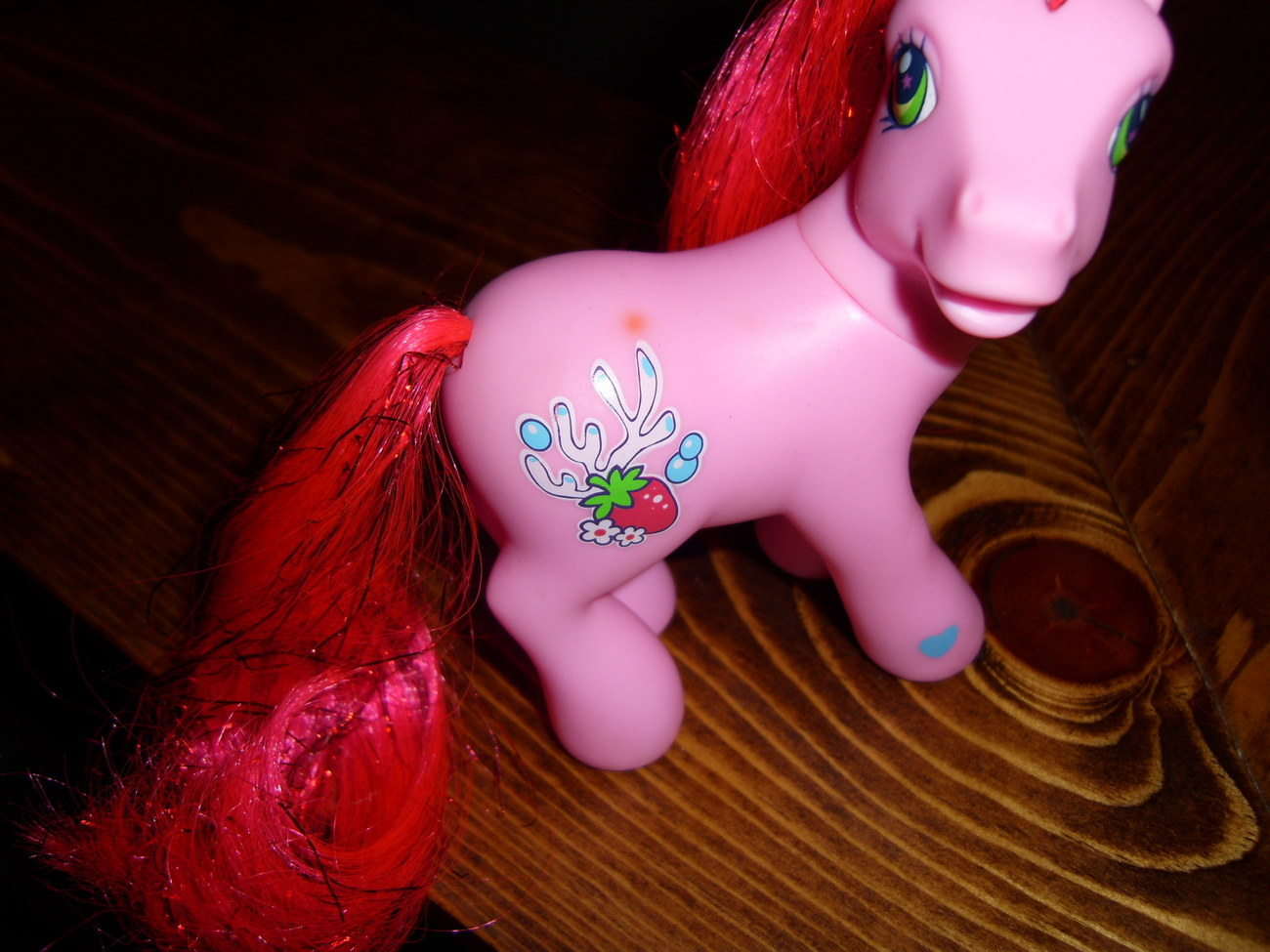 My Little Pony G3 Strawberry Reef
