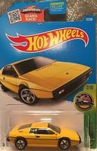 Hot Wheels Lotus Esprit S1 - $3.96