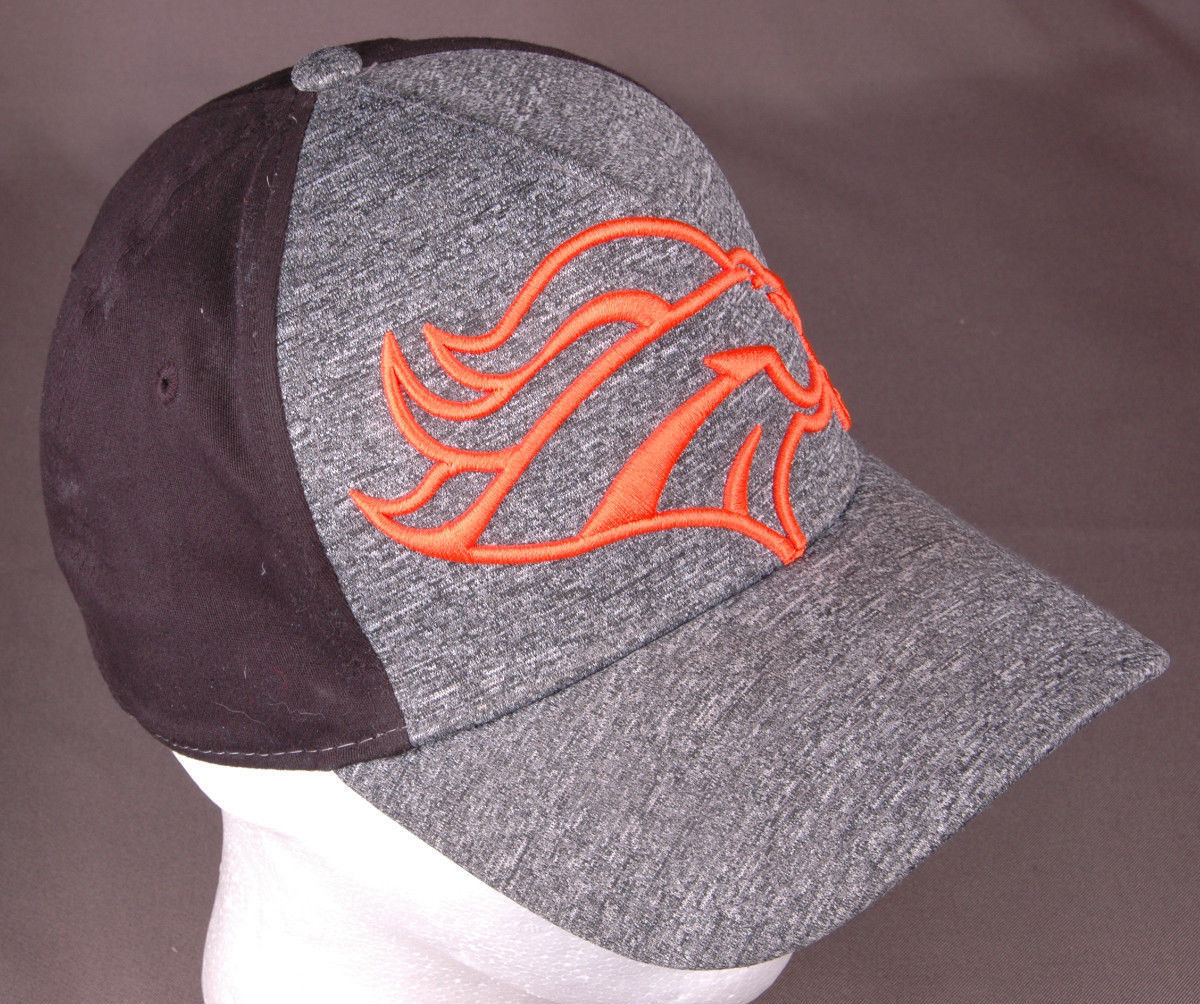 dae92d826 ... low price denver broncos hat 3d logo new era small medium gray 764ac  1d85b