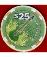 $25 Casino Chip. Hard Rock, Albuquerque, NM. B80. - $5.50