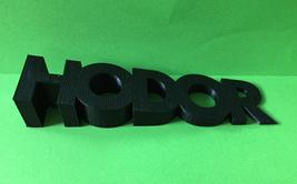 Hodor Door Stop - $20.00