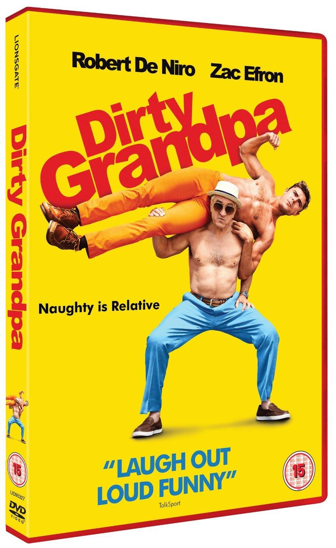 Dirty Grandpa [DVD] [2016] ROBERT DE NIRO ZAC EFRON [NEW&SEALED!!!] for sale  USA
