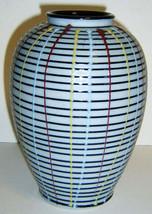 "7"" Glass Vase VGC - $16.99"
