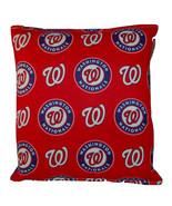 Washington Nationals Pillow Nationals Pillow MLB Handmade in USA Pillow ... - $11.96