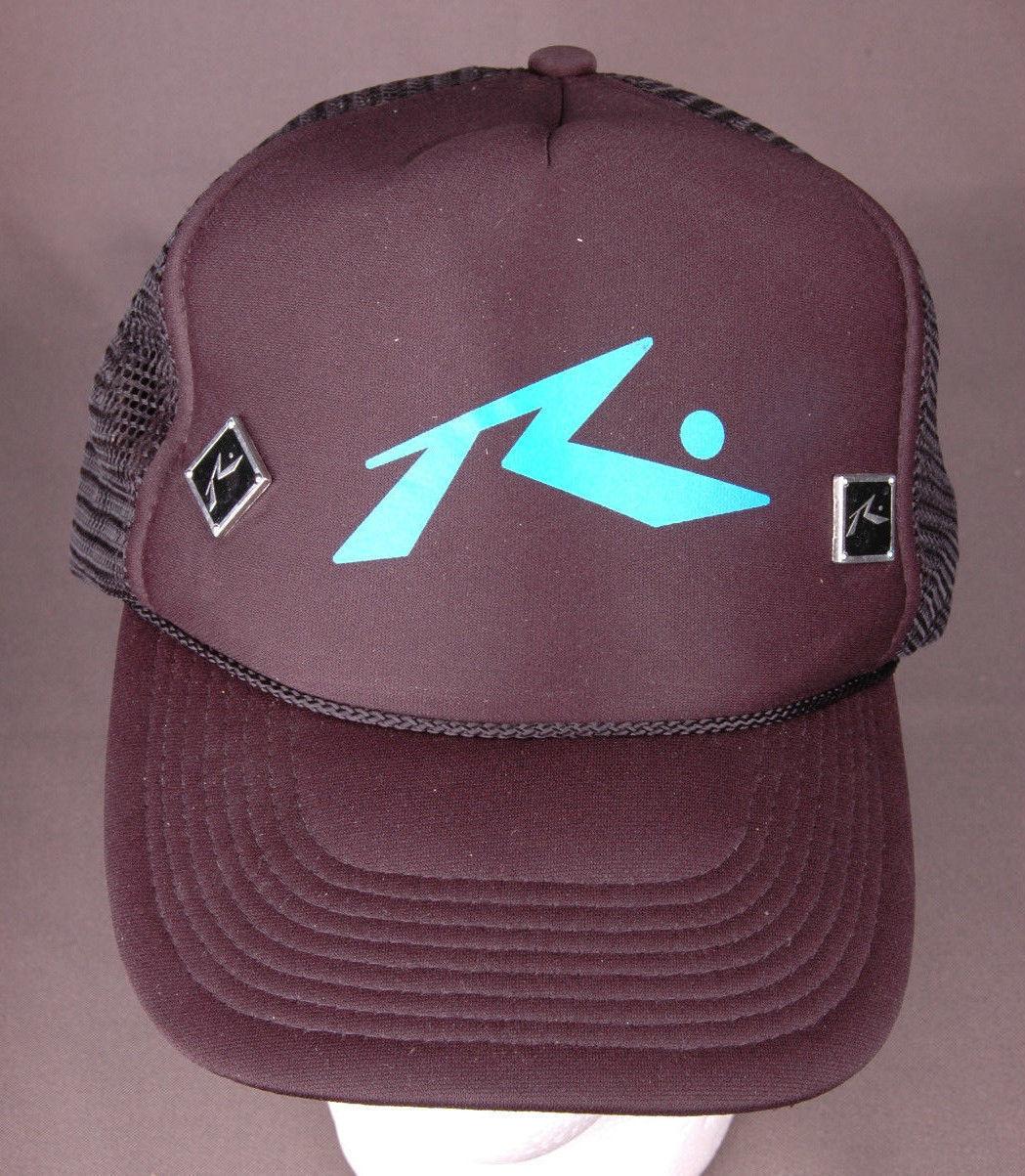 2dd23b578ebec RUSTY Trucker Hat-Black-Mesh-Snap and 19 similar items. 57
