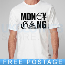 Money Gang The Game Rap Trapstar Obey Wasted Mmg Hipster Kings T Shirt - $19.93+