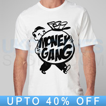 Money Gang The Game Swag Hipster  Trapstar Obey Wasted Mmg Last Kings T Shirt - $18.92