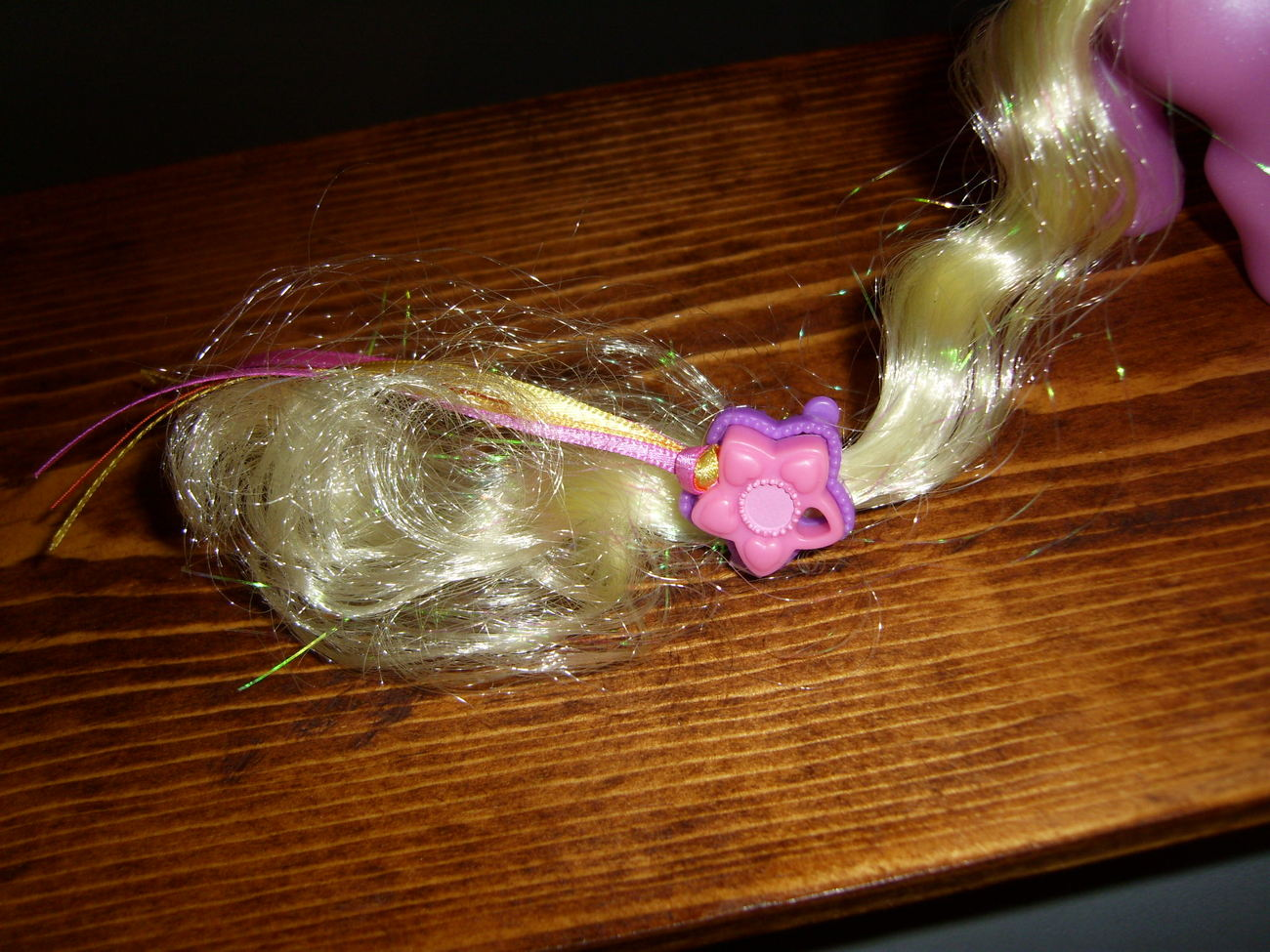 My Little Pony SLH Wing Song with hair band and barrettes