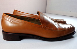 Aerosoles Low Heel Loafer Womens Size 8 B Brown Slip On Shoes - $39.95