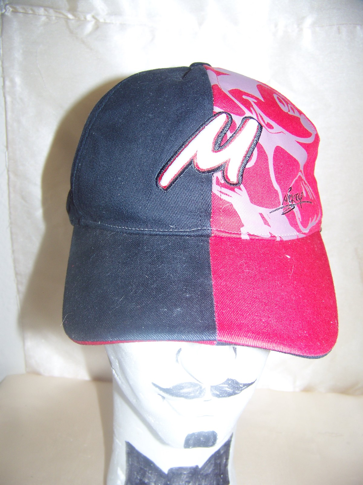 905d5f73a3c Walt Disney world red   black Mickey Mouse and 36 similar items. 100 9049