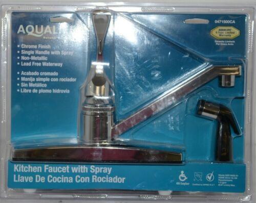 Aqualife 0471500CA Reliable Durability Kichen Faucet Spray
