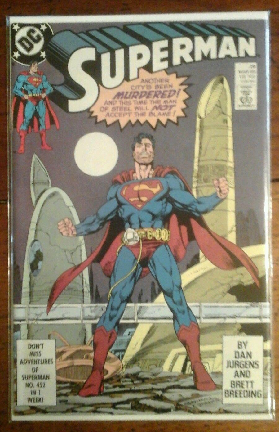 7.5 DC ADVENTURES OF SUPERMAN #617 DECENT
