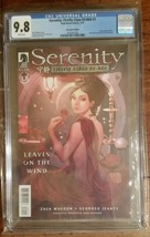 Serenity: Firefly Class 03 K64 #1 Convention Edition Cgc 9.8 - $149.00