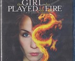 The Girl Who Played With Fire (Combo Blu-Ray + DVD) (Region A) MILLENIUM 2 MUST