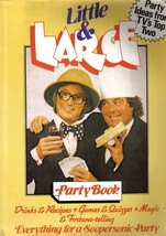 Little and Large Party Book Hardcover 1979,Little and Large. - $399.99