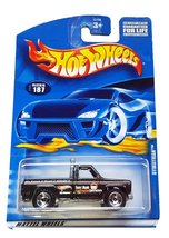 2001- #187 - Bywayman Collectible Car - Mattel Hot Wheels - $1.25