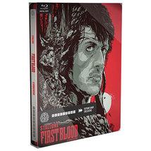 First Blood Future Shop Canada Mondo X SteelBook1 Disc Blu-Ray + Digital... - $26.98