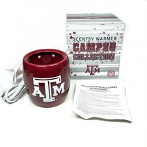 Scentsy Texas A&M Aggies Campus Collection Full Size Electric Warmer - N... - $18.95