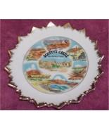 """Scotty's Castle Souvenir Collectors 6"""" Plate Trimmed Gold Edge Victoria ... - $12.99"""