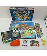Pokemon Champion Island Special Edition Board Game Discs & DVD Complete - $27.75