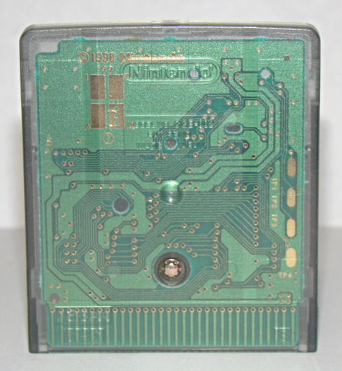 Nintendo GAMEBOY COLOR - MONSTERS, INC. (Game Only)