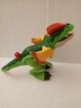 2018 Imaginext Jurassic World Dilphosaurus Dinosaur Figure Mattel Pre-Ow... - $12.86