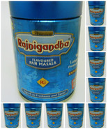 10 CANS!! 100 gram Each Rajnigandha Pan Masala Betel Nuts EXPORT QUALITY... - $75.00