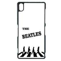 Beatles Sony Z4 case Customized premium plastic phone case, design #9 - $12.86