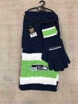 NFL Seattle Seahawks Scarf and Glove Set - $20.78