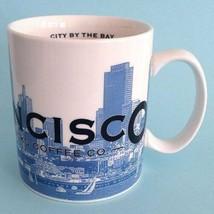 Starbucks Skyline Series - Series One Coffee Mug San Francisco - $8.91