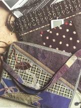 Vogue Sewing Pattern 8407 Well Travelled Eye Glass Laptop Bag March Tilt... - $19.13