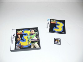 Toy Story 3 (Nintendo DS, 2010) Complete tb - $12.99