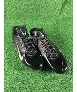 Baltimore Ravens Team Issued Nike Alpha Pro 12.0 Size Football Cleats - $39.99