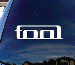 "Tool Band Car Window Vinyl Decal Sticker 5.5"" Wide… 