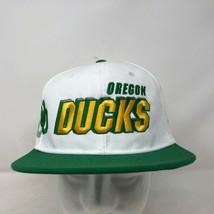 NWOT Nike Sports Specialities Oregon Ducks Repop Snapback Hat Thowback NCAA   - £22.63 GBP