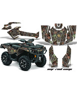 ATV Graphics Kit Decal Wrap For CanAm Outlander 800R/1000 XT-P DPS SST G... - $267.25