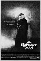 ELEPHANT MAN MOVIER POSTER 24X36 ANTHONY HOPKINS , ANNE BANCROFT - $24.00