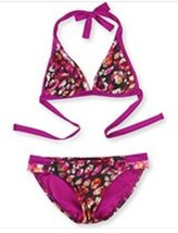 NWT Becca Beach Bikini with reversible top 2 pc, Size Small - $21.29