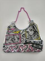 "Monster High Girls 11"" Hand Bag w/ Frankie & Friends FREE SHIPPING - $13.81"