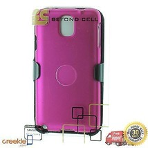 Beyond Cell 3 in 1 Kombo Case & Holster For Samsung Galaxy Note 3 (Rose ... - $21.99
