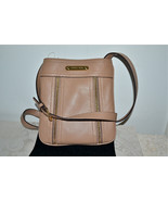 NWT $148 MICHAEL KORS Moxley Crossbody Bag Dk K... - $74.38