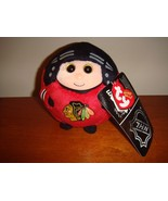 Ty Beanie Ballz  NHL Chicago Blackhawk - $9.99
