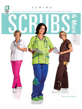 Scrubs & More Book Sewing Embellishments to Already Made or Make Your Ow... - $8.81