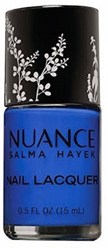 Primary image for Nuance Salma Hayek Nail Lacquer Blue Agave 465