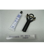 TWEETEN 10 Minute Pool Cue Tip Glue NEW in Box ... - $5.95