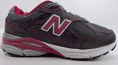 New Balance 990 V3 S.G. Komen Women's Running Shoes US 6.5 D WIDE EU 37 W990KM3