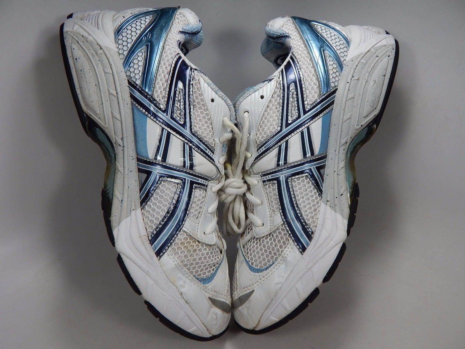 Asics Gel Kayano  15 Women's Running Shoes Sz US 11 M (B) EU 43.5 White T950N
